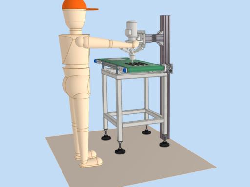 Nuova risorsa R&D: prove sulla macchina schiumatrice bassa pressione Afros Cannon