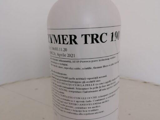 Vernici teflonate o plastificate: un'unica soluzione con TRC 190!